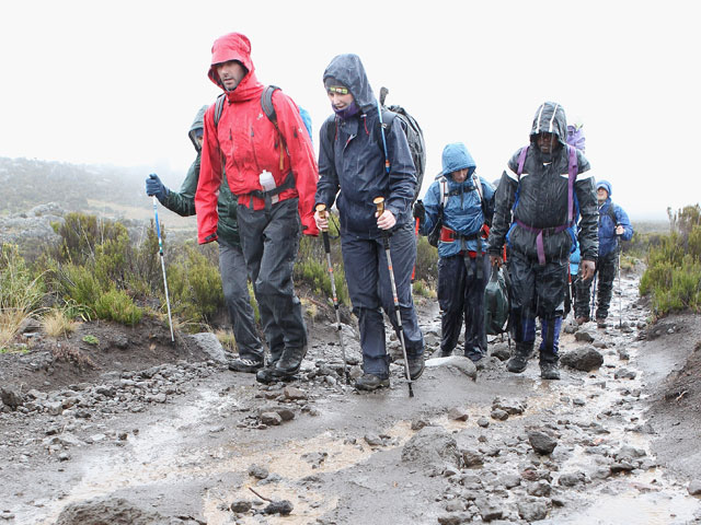 e84c34687150 Your mid layer should compose of either short or long lightweight pants  when hiking in warm weather or heavyweight in colder environments. Your  clothes ...