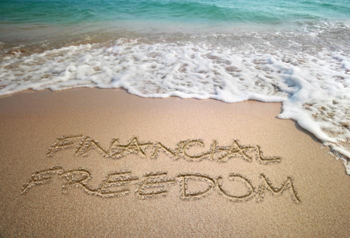 financial-freedom-beach-sea-sky-sand